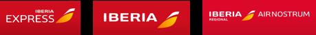 logos IBERIA